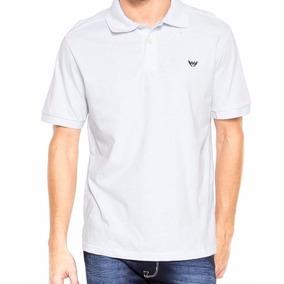Camisa Polo M. Officer Branca