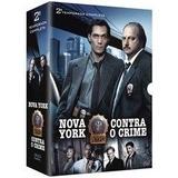 Nova York Contra O Crime 2ª Temp Box C/ 6 Dvds Original Novo