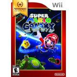 Videojuego Wii Super Mario Galaxy Nintendo Selects