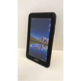 Tablet Samsung Tab 2 P3100 Wifi Chip 3g (nf+garantia) Usado