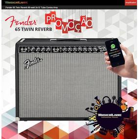 Cubo Fender Twin Reverb 65 Novo Qualidade Incrível!