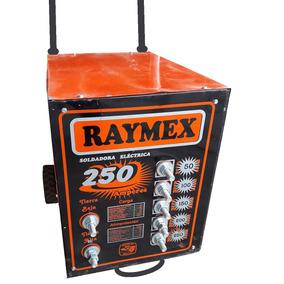 Planta De Soldar Raymex 250 Amp, No Ramiro, Truper, Mundial