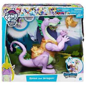 Boneco Spike O Dragao My Little Pony Hasbro