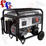 Generador Trifasico Hyundai 8 Kw 15hp Continua Hy9000le-3