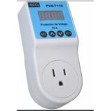 Protector De Voltaje Acción 110 15a 7110 Pantalla Digital