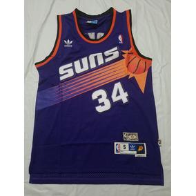 894bb3ec778f1 Camisa Regata Basquete Phoenix Suns Charles Barkley