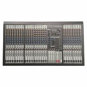 Mesa Mixer Soundcraft Sx3204fx Harman - Maxcomp Musical
