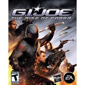 Gi Joe Rise Of Cobra Ps3 Novo Original Midia Fisica Lacrado