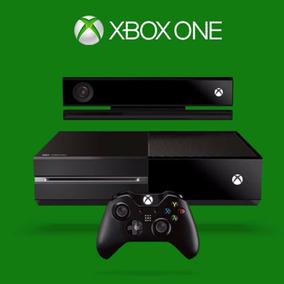 Xbox One 500 Gb + Kinect + Brinde