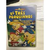 Dvd Os Três Porquinhos