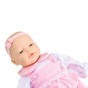 Boneca Docinho De Bebê - Divertoys 616