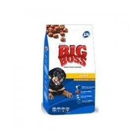 Comida Big Boss Perros Cachorros 20kg + Envío + Snack