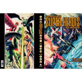 Os Maiores Super Heróis Do Mundo (hq Digital)