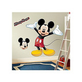 Sticker Mural Gigante Mickey Mouse