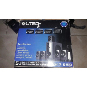Home Theater Utech