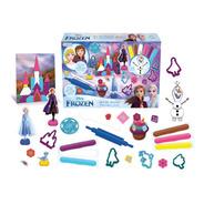Masas Disney Doh Frozen - Mickey - Spiderman Juego Play Set