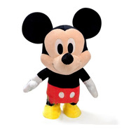 Peluche Mickey Minnie Muñeco Interactivo Camina Disney 35cm