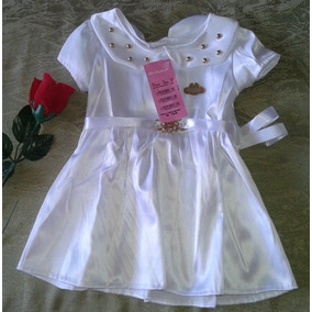 Vestido Festa Infantil Estilo Lilica 1 Ano