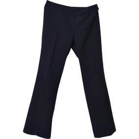 Pantalon De Vestir Azul De Dama Para Trabajo Azul Marino