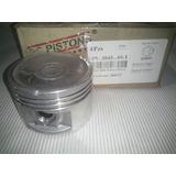 Piston Fiat Tempra /siena /palio 1.6 8v Concavo 0.40 Decimas