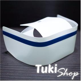 Cofia Enfermera Plastificada Línea Azul Tuki