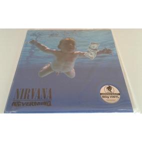Lp Nirvana Nevermind Vinil Novo E Lacrado
