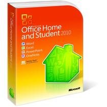 Office 2010 Licença Para Até 3 Computadores Home & Student