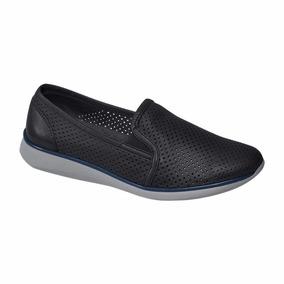 Zapato Comodo Para Mujer Marca Flexi Ae7450
