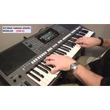 Ritimos Yamaha Gospel(psr-s)650-670-710-750-900-910-950-970