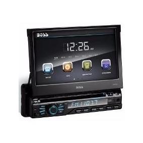 Estereo Con Pantalla Boss 9762b Usb, Micro Sd, Bluetooth, Tv