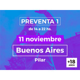 We Color Festival - Buenos Aires - Preventa 1 - General