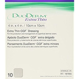 Convatec Duoderm Cgf Extra Fino Dressing 4 X 4 , 10 / Paque