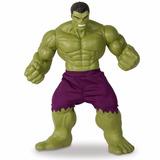 Muñeco Hulk Gigante Articulado 50cm Marvel Original