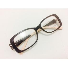 Armaçao De Oculos Feminino Grau Prada - Óculos De Grau no Mercado ... 4e20473948