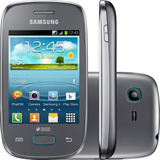 Samsung S5312 Galaxy Pocket Neo Duos 3g Dual Prata | Novo