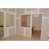 Drywall Gesso Acartunado M2 Paredes E Forros