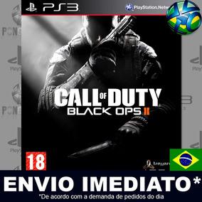 Jogo Ps3 Call Of Duty Black Ops 2 + Dlc Psn Pt Br Promoção