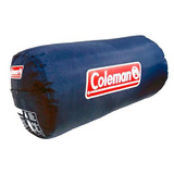 Sleeping Bag 215 Cm Y 72 Cm Con Gorro Breeze Coleman Envio
