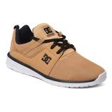 Tenis Calzado Hombre Zapato Casual Cafe Heathrow Dc Shoes