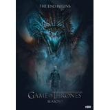 Serie Juego De Tronos / Game Of Thrones Menú Original Dvd