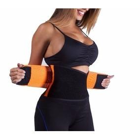 Cinta Modeladora Feminina De Cintura Slim Belt Envio Já