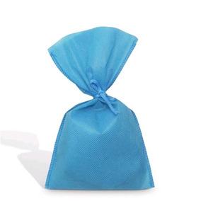 10un Saco De Tnt Azul Claro Pct C/10 Unds (n°06) 26x45
