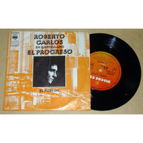 Roberto Carlos En Castellano El Progreso Simple C/tapa
