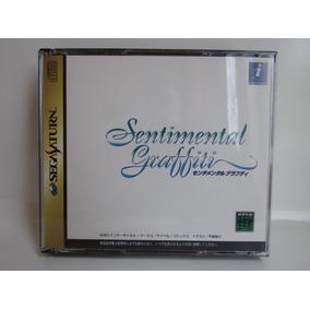 Sentimental Graffiti - Game Sega Saturn Original Japones