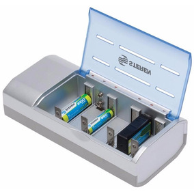 Cargador Universal Para Pilas Aa Aaa C D 9v Crg-500 Steren