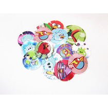 Tazos Angry Birds, Gatos, Simpson , La Era Del Hielo
