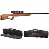 Rifle Crosman Benjamin Np2 950fps Madera C/mira+funda