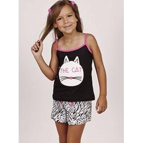 Short Doll Infantil Demillus Girl (kit)