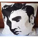 Fundas De Cojin Decoración Elvis Presley 45x45 Cm
