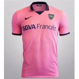 Camiseta De Boca Nike Alternativa 2013/14 Talle: L